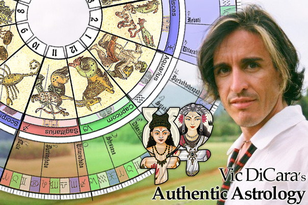 Vic DiCara's Authentic Astrology
