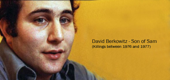 crime causation david berkowitz essay This essay attempts to describe and criticize the now  david berkowitz,  most us states specifically prohibit the release of serial and mass murderers,.